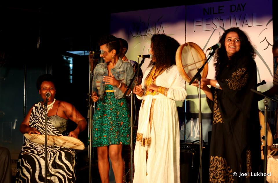 Nile Project Artists at Nile Day Festival